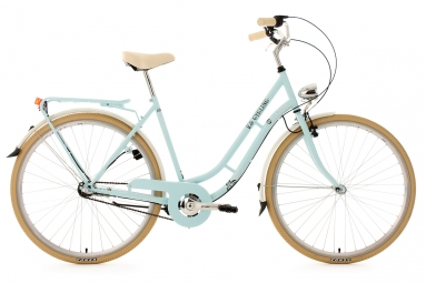 velo de ville femme 28 3 vitesses casino bleu tc 54 cm ks cycling 49 cm 155 160 cm