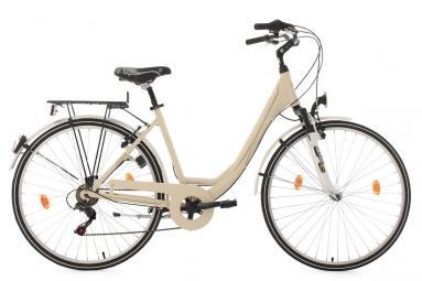 velo pour dame 28 paris beige tc 49 cm ks cycling 49 cm 155 160 cm
