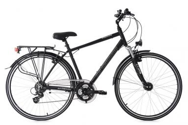 Vtc homme 28 madeira noir tc 51 cm ks cycling 51 cm 165 170 cm