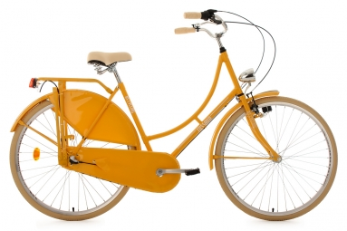 velo hollandais 28 tussaud jaune 3 vitesses tc 54 cm ks cycling 54 cm 167 176 cm