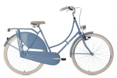 velo hollandais 28 tussaud bleu singlespeed tc 54 cm ks cycling 54 cm 167 176 cm