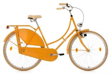 velo hollandais 28 tussaud jaune singlespeed tc 54 cm ks cycling 54 cm 167 176 cm