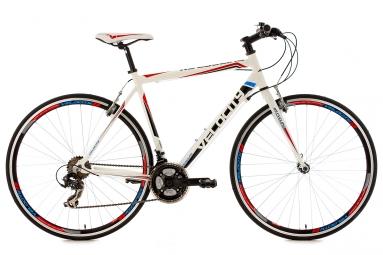 velo route 28 velocity blanc ks cycling 56 cm 173 181 cm