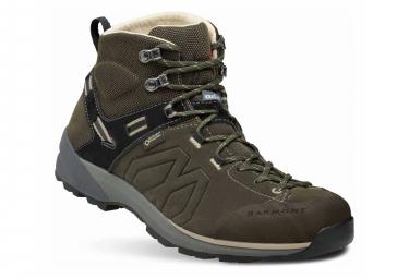 Image of Chaussures de randonnee garmont santiago gtx vert beige 42 1 2