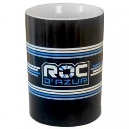 Mug Bandes Roc d´Azur dégradé Bleus