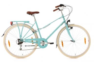 velo de ville femme 28 marseille turquoise tc 48 cm ks cycling 48 cm 155 165 cm