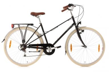 velo de ville femme 28 marseille noir tc 48 cm ks cycling 48 cm 155 165 cm