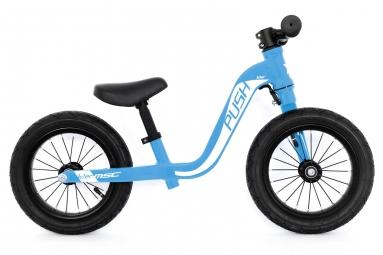 msc bikes draisienne push bleue