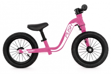 Msc bikes draisienne push rose