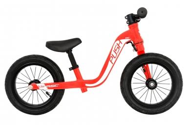 msc bikes draisienne push rouge