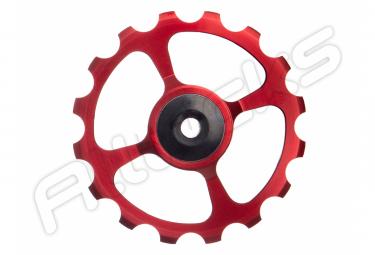Rueda de gran tamaño CiclismoCerámica 16 dientes Sram rojo / fuerza / rival 11v rojo