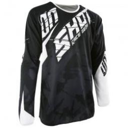 maillot shot devo squad black t l m