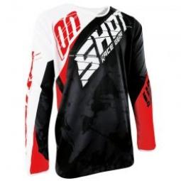 maillot shot devo squad red t l s