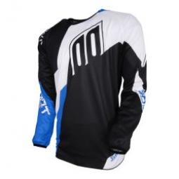 maillot shot devo alert blue t xl s
