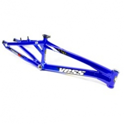 Cadre yess type x cruiser pro xl intense blue pro
