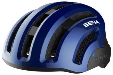 casque velo connecte sena x1 bleu l 59 62 cm