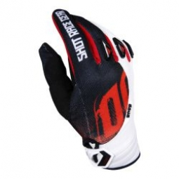 Gants Longs SHOT DEVO VENOM Rouge Blanc