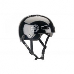 CASQUE FUSE DELTA-SCOPE GLOSSY BLACK T.M-XL (55-59CM)