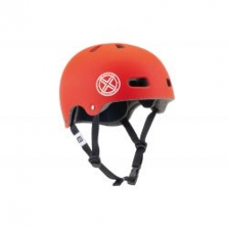 CASQUE FUSE DELTA-SCOPE MATT RED T.M-XL (55-59CM)