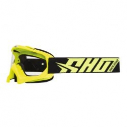 lunettes shot creed neon yellow unique