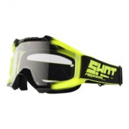 lunettes shot assault twin neon yellow unique