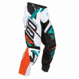 Pantalon SHOT CONTACT RACEWAY Orange Bleu
