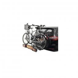Peruzzo Parma E-Bike Porte vélo sur attelage pour 2 vélos