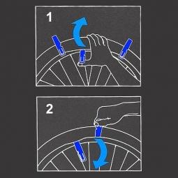 Démonte pneu pour vélo - Schwalbe