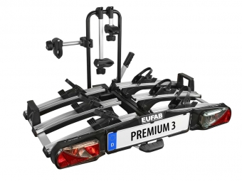 Porte velos pliable premium 3