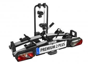 Porte velos pliable 2 velos eufab premium plus t5