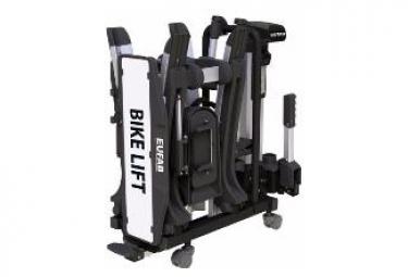 Porte-vélos 2 vélos (électriques) avec système d'élévation Bike Lift - Eufab