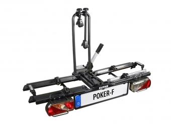 Porte-vélos 2 vélos poker-f pliable
