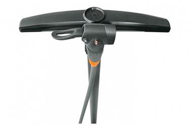 Pompe à pied vélo SKS airkompressor 12 bar .