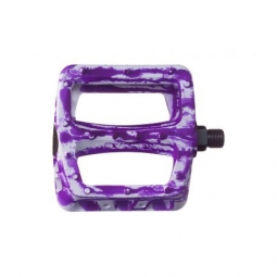 PEDALES ODYSSEY TWISTED PC 9/16 TIE-DYE PURPLE