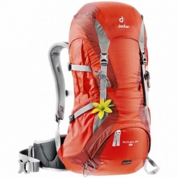 Image of Sac a dos deuter futura 24 sl papaya lava 0