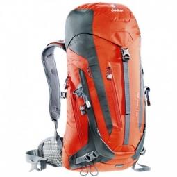 sac a dos deuter act trail 24 papaya granite 24