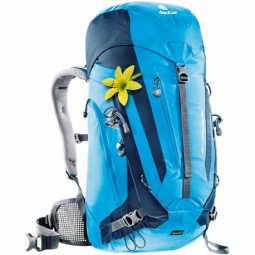 Sac a dos deuter act trail 28 sl turquoise midnight 28