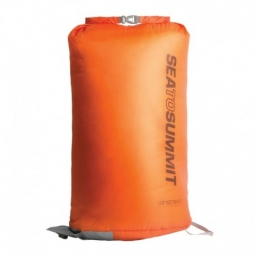 sac etanche et pompe dry sack air stream 20l sea to summit 20