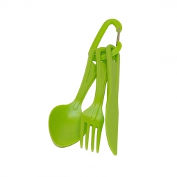Set De Couverts Sea To Summit Camp Cutlery Green