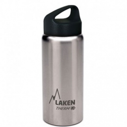 bouteille isotherme 0 5l laken classic thermo inox
