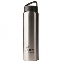 Image of Bouteille isotherme 1l laken classic thermo inox