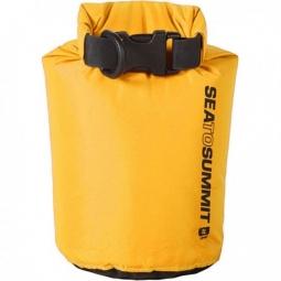 Sac etanche leger 1 litre sea to summit jaune