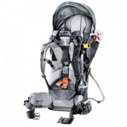 porte bebe deuter kid comfort 3 avec pare soleil integre non communique