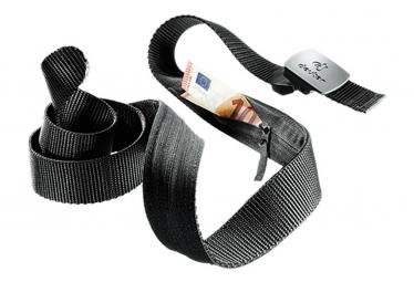 Image of Ceinture cache billets deuter security belt noire
