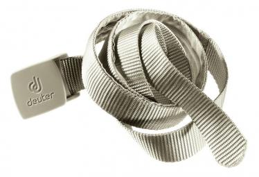Image of Ceinture cache billets deuter security belt sable