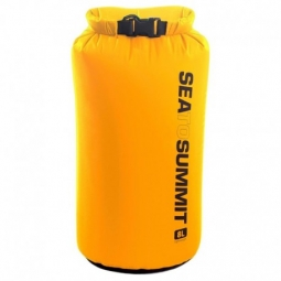 Sac etanche leger 8 litres sea to summit jaune
