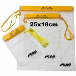 Pochette imperméable 25x18cm CAO