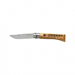 Couteau opinel n 10 tire bouchon