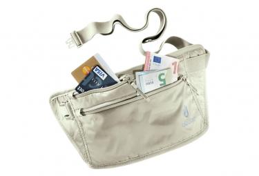 Image of Banane de securite deuter security money belt 2 sable