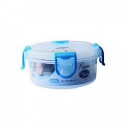 Lunchbox clip fresh laken 0 35l bleu
